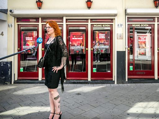 No masks needed as Amsterdam's Red Light District prepares to reopen