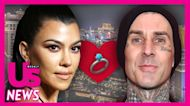 It's Official! Kourtney Kardashian and Travis Barker Are Engaged