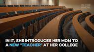 Teen convinces her mom that Lin-Manuel Miranda is a 'cute' new teacher at her school