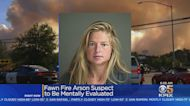Fawn Fire Arson Suspect to be Mentally Evaluated