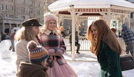 Isla Fisher and Jillian Bell explain how 'Godmothered' modernizes the fairy tale movie genre