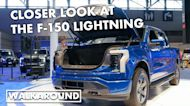 2022 Ford F-150 Lightning Front and Rear Storage and Power Features Demo