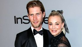 Why Kaley Cuoco Isn't Living with Husband Karl Cook: 'We Are Building Our Dream House'