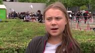 Thunberg hopes Germany will lead in climate protection