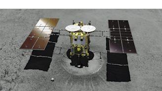 日「隼鳥2號」完成採集 明年重返地球