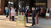 台南捐贈醫療口罩 美堪薩斯市長PO文:感謝黃偉哲相挺