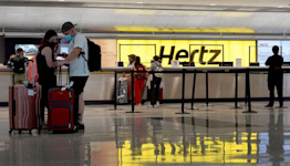 How Hertz is fighting to stay relevant