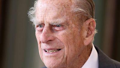 Timeline of the Duke of Edinburgh's stay in hospital