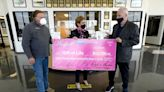 Philpott presents annual Gift of Life donation