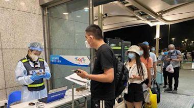 都搭立榮航空返陸 廈門驚增「台灣輸出6例」個案