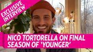 Nico Tortorella Reacts to Phoebe Dynevor's 'Sex Marathon' on 'Bridgerton'