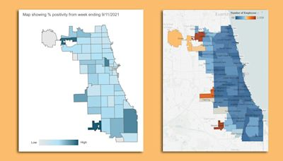 Chicago has highest COVID-19 case rates in city worker neighborhoods