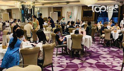 【防疫措施】採用D類運作模式的餐廳 宴會人數上限放寬至240人 - 香港經濟日報 - TOPick - 新聞 - 社會