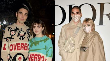 5 times Maisie Williams and Reuben Selby coordinated their outfits