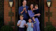 Prince William, Kate Middleton & Their 3 Children Visit Queen Elizabeth At Balmoral