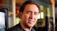 Nicolas Cage talks acting opposite a pig