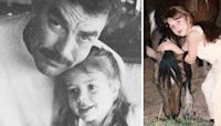 Tom Selleck's daughter says he demanded she work for professionals before supporting her in horse dream