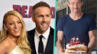 Blake Lively Swoons Over Ryan Reynolds' Bulging Biceps & Homemade Birthday Cake