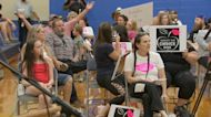 District 45 ends face masks meeting without vote after altercation