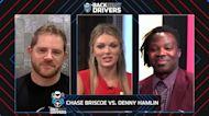 Debate: Chase Briscoe vs. Denny Hamlin