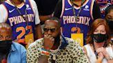 Giannis Antetokounmpo discusses LeBron James sitting courtside in Game 5