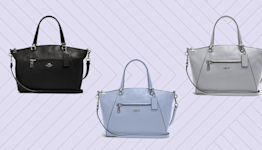 This 'beautiful' Coach Outlet handbag is on sale for just $98