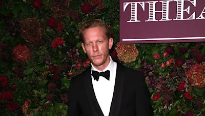 Laurence Fox condemned for wearing Covid 'mask exemption badge' he bought on Amazon