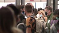 Travel headaches for passengers continue at DIA between parking issues and long lines