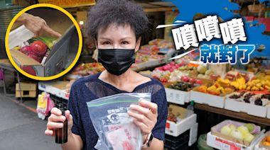 專家實境示範|跟著譚敦慈走一趟市場買菜 降低染疫風險這樣做 | 蘋果新聞網 | 蘋果日報