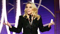 Kate McKinnon Nears Tears Presenting Ellen DeGeneres with Carol Burnett Award - Golden Globes: 11 Most Memorable Moments