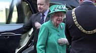 Queen visits climate change institute in Scotland