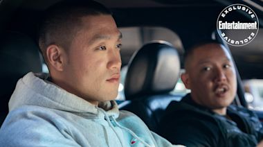 Eddie Huang likens his basketball film Boogie to Good Will Hunting