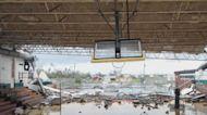 Panama City, Florida, deals with major wreckage