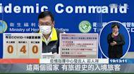 本土再加零 國際疫情緩 調減重點高風險國
