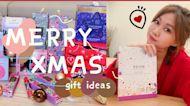 【Y小編瘋美妝】聖誕交換禮物就送這個!一次開箱10組美妝耶誕禮盒!