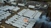 Blaze at giant Tesla battery farm takes firefighters four days to put out
