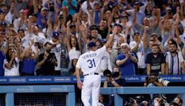 Scherzer Ks 10 in debut, Dodgers hit 4 HRs to beat Astros