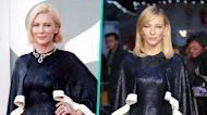 Cate Blanchett Recycles Multiple Past Looks For 2020 Venice Film Festival