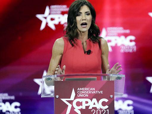 South Carolina GOP event to feature Kristi Noem