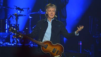 Sir Paul McCartney among musicians calling on Boris Johnson to take action over streaming rights