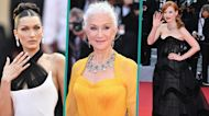 Bella Hadid, Jessica Chastain, And Helen Mirren Look Stunning At 2021 Cannes Film Festival