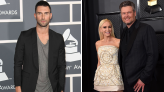 Adam Levine Just Revealed Why He 'Doesn't Support' Blake Shelton & Gwen Stefani Getting Married