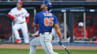 Terry Collins on Tim Tebow's chances of making MLB roster   Baseball Night In NY