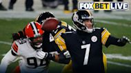 Cousin Sal: With Big Ben, Steelers have a better chance at winning AFC North than Browns | FOX BET LIVE