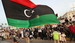 Libyans demonstrate against parliament no-confidence vote