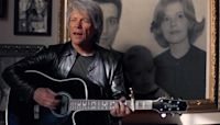 Jon Bon Jovi Honors His Family in 'Story of Love' Video