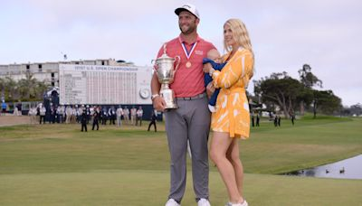 Meet the European Ryder Cup team's wives and families