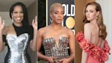 The best-dressed celebrities at the 2021 Golden Globes