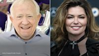 Leslie Jordan talks to Shania Twain about his sexuality and why he left the church