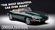 Jaguar Classic Reveals E-Type 60 Collection | 60th Anniversary Tribute to Iconic Sports Car